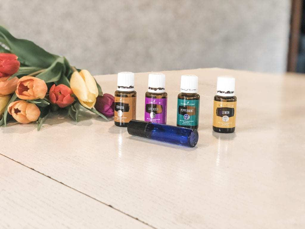Allergy Relief Diy Essential Oil Roller Recipe Life With Ashley T A Life Style Blog
