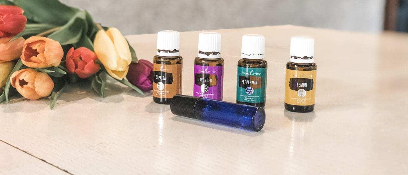 Allergy Relief: DIY Essential Oil Roller Recipe