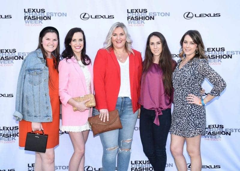 What I Wore: Charleston Fashion Week Event No. 1