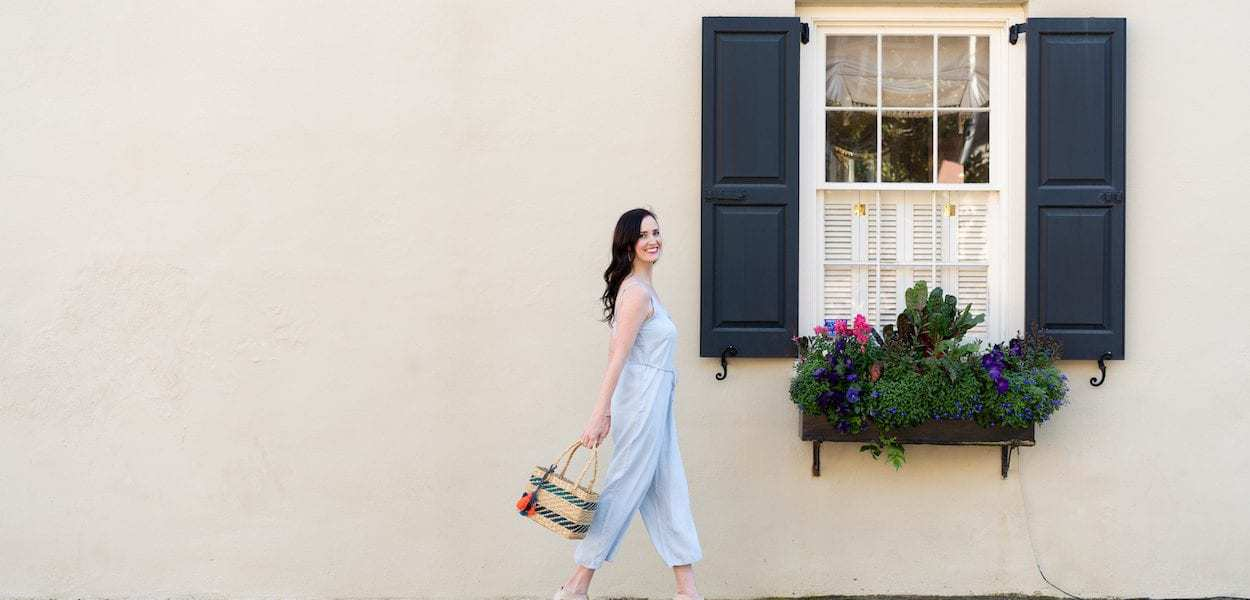 Trend Obsessed: The Neutral Jumpsuit
