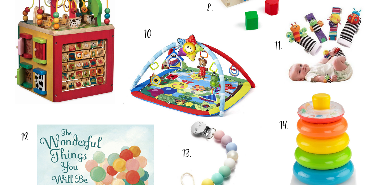 Gifts For Baby's First Christmas | Gift Guide