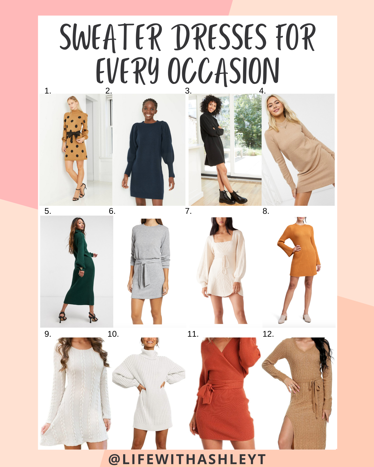 sweater-dresses-for-every-occasion-fall-nordstrom-amazon-target