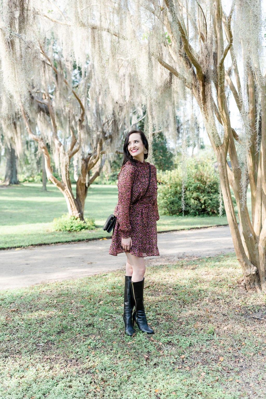 fall-floral-dresses-otk-boots