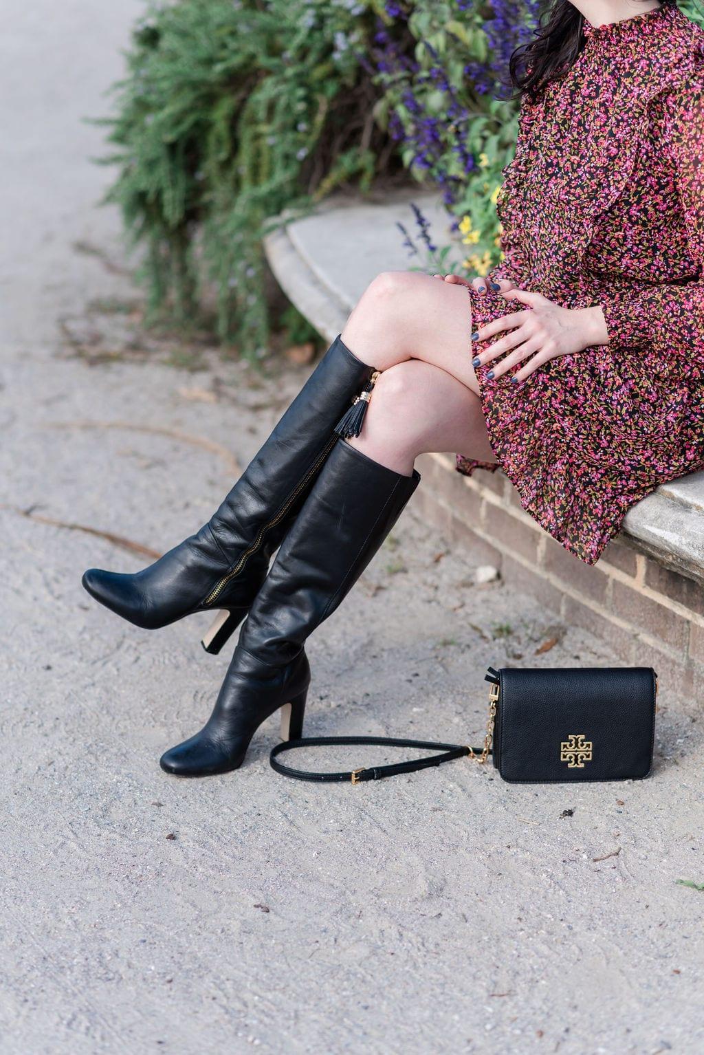otk-boots-floral-dress-tory-burch-crossbody
