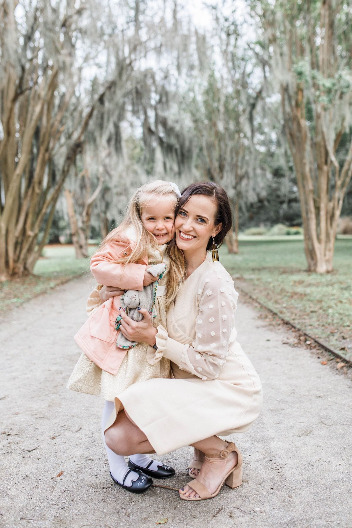 Holiday Family Outfit Ideas Neutrals | Life With Ashley T | Charleston SC blogger